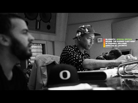 BTV!: Pharrell & OverDoz. In The Studio