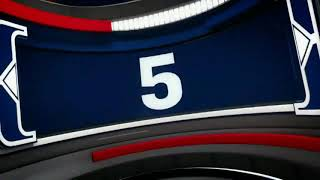 NBA Top 10 Plays Feb 11 19