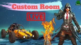 PUBG Mobile   Custom Room   600 UC Giveaway   Pakistan & India   Live Stream   Subscribe