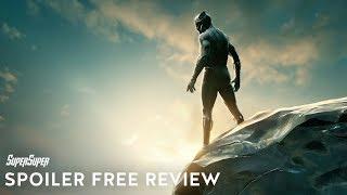 Black Panther Spoiler Free Review in HINDI | SuperSuper