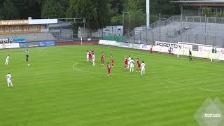 CR7-Freistoß in der Regionalliga