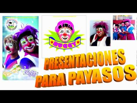 PAYASOS PRESENTACION OPENINGS INTROS