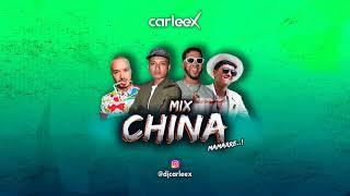 Mix China  (Ellos, Callaita, Loco Contigo, Mojaita, Otro Trago, Rebota Remix) - By CARLEEX