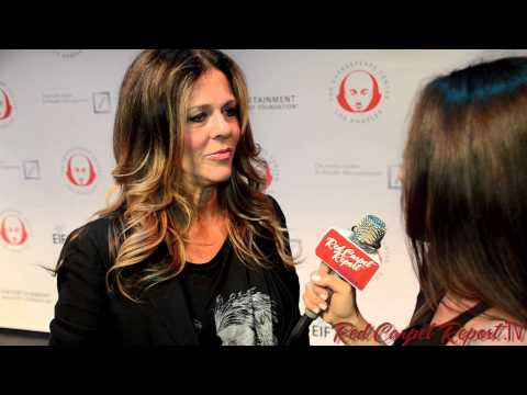 Rita Wilson at the 23rd Annual Simply Shakespeare ...