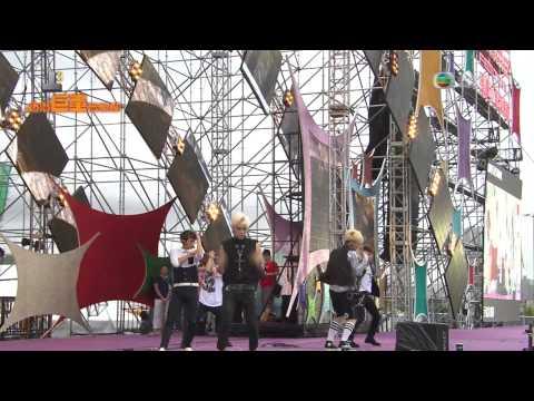 130701 SHINee - Dream Girl + Sherlock + Beautiful+ Why so serious? @Hong Kong Dome Festival[1080p]