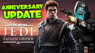 Star Wars Jedi: Fallen Order's NEXT Free DLC may have just leaked…