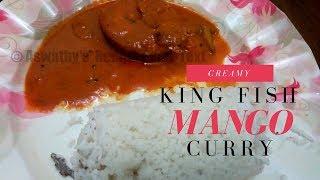 ഹോട്ടൽ സ്റ്റൈൽ നല്ല മാങ്ങ ഇട്ടു വച്ച മീൻകറി | Kerala Restaurant Style Creamy Mango Fish Curry