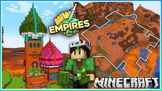 Farms, Pranks & Mega Base Plans!   Empires SMP   Ep.10 (1.17 Survival)