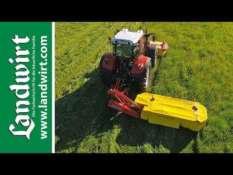 Hitzewelle und Dürre setzen den Wiesen zu: Wie stellen Sie Ihr Mähwerk richtig ein
