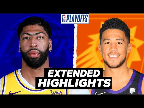 LAKERS vs SUNS GAME 2 | FULL GAME HIGHLIGHTS | 2021 NBA PLAYOFFS