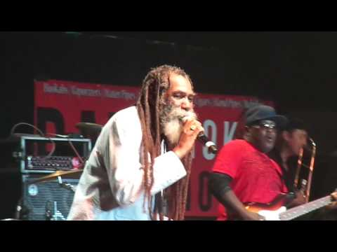 Don Carlos: Living In The City - Tribute to The Reggae Legends - San Diego, CA - 02/17/2014