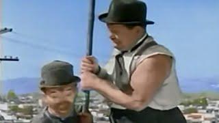 """GORDO & MAGRO """"LIMPA CHAMINÉS"""" COLORIDO/DUBLADO - 1933"""