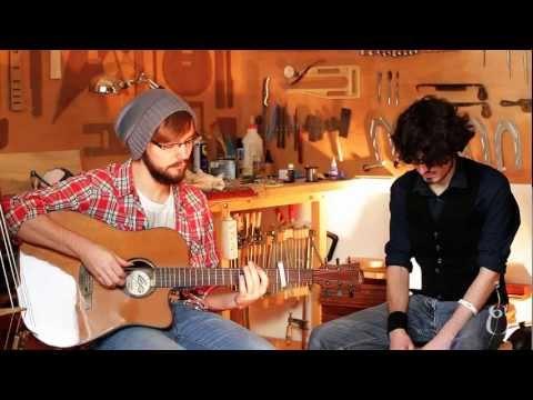 Talkin Dumbs - Shredded Paper Dolls || Acoustic Attack Session