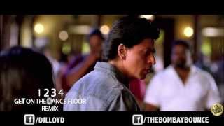 1 2 3 4 GET ON THE DANCE FLOOR - DJ LLOYD (THE BOMBAY BOUNCE REMIX)