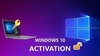 تفعيل ويندوز 10 بجميع إصداراته 2019 وبدون برامج م ...
