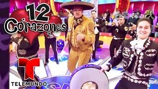 12 Hearts💕: Tribute To Vicente Fernandez   Full Episode   Telemundo English