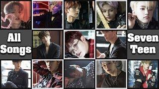 Seventeen (세븐틴) All Songs & Album Compilation