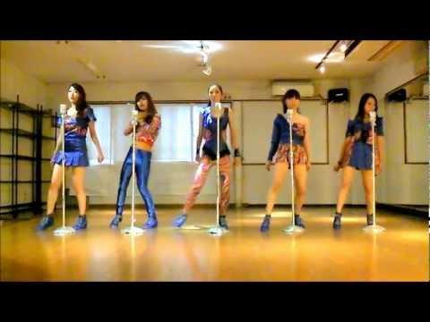 KARA STEP dance cover by Coen Sisters