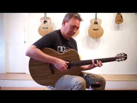 The Prince's Waltz by Clive Carroll at Blackbird Guitars