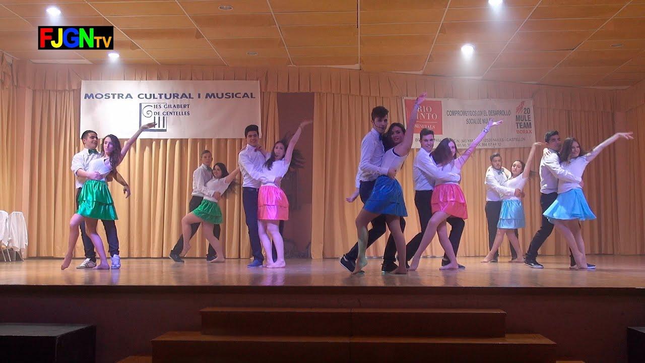 08. Bilirrubina/Sex bomb - Bailes Educacion Fisica 2016 IES Nules
