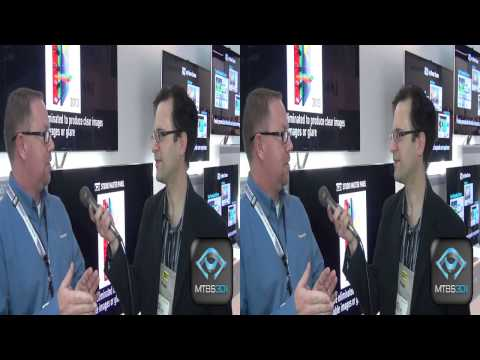 MTBS-TV: Interview with Panasonic at CES 2013