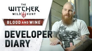 The Witcher 3: Wild Hunt - Blood and Wine Fejlesztői Videó