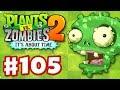Plants vs. Zombies 2: It's About Time - Gameplay Walkthrough Part 105 - Senor Piñata (iOS)