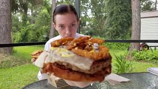 Is McDonald's Bacon Smokehouse Burger Really That Smoky?