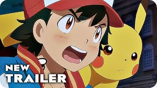 Pokemon The Movie 21 TV Spot & Trailer (2018) Pokemon Movie