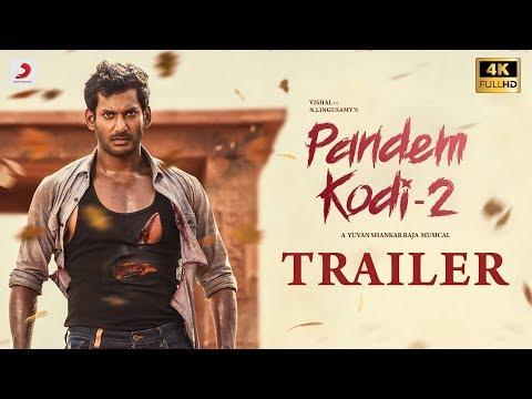 Pandem Kodi 2 Telugu Trailer- Vishal, Keerthi Suresh