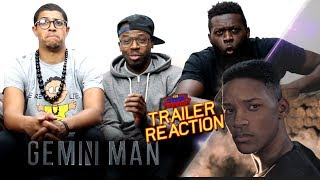 Gemini Man Trailer Reaction