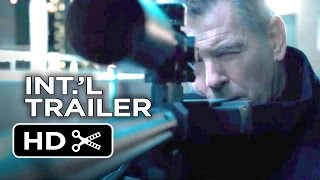 Survivor (2015) Trailer – Pierce Brosnan, Milla Jovovich Movie HD