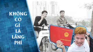 Cười Rụng Rốn 2018 | Không gì là Lãng Phí | Phim Hài về Tấm Bằng Đại Học