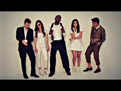 Baixar Robin Thicke - Blurred Lines (Official Music Cover) by Tiffany Alvord & Megan Nicole ft. Eppic