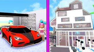 Roblox: BUILDING A 50,000,000 DOLLAR LUXURY HOUSE!!!