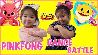 BABY SHARK DANCE BATTLE | BABY SHARK CHALLENGE | BABY SHARK DASHA vs DAENERY