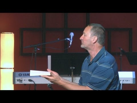"May 18, 2014 ""What's The Big Deal About Part 2: The Bible"", Pastor Kevin Cavanaugh"