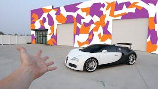 My New Supercar Headquarters!