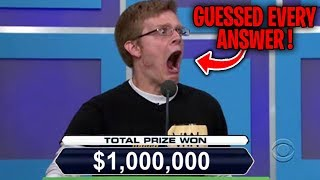 Top 5 Luckiest GAME SHOW WINNERS OF ALL TIME! - YouTube