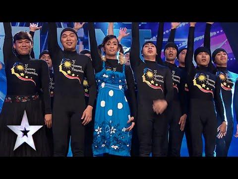Азија има талент: Танчерска група од Филипините со натап каков што не сте виделе до сега
