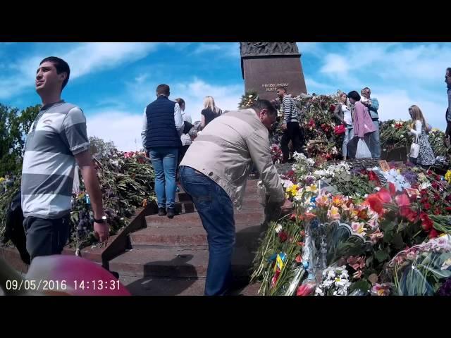 Отчет о Параде Победы в Одессе. Хотя, парада-то у нас и не бывает :(