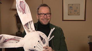The Masked Singer: Donnie Wahlberg Responds to Rabbit Speculation (Exclusive)