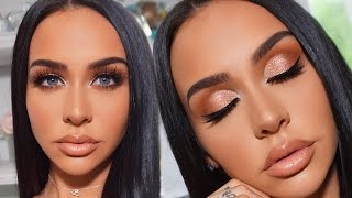 GET READY WITH ME: CARLI BYBEL DELUXE EDITION PALETTE