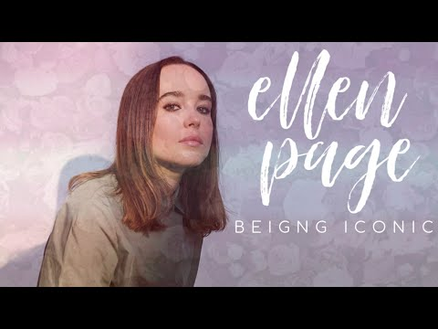 ellen page being iconic for 3 minutes and 30 seconds