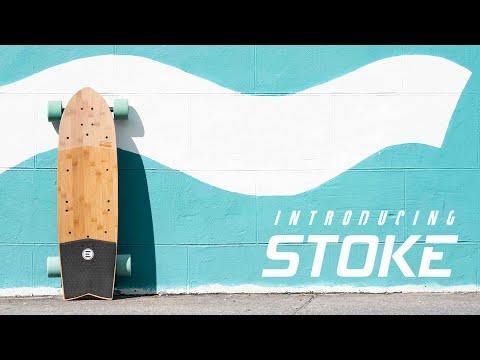 Evolve Skateboards Stoke Electric Skateboard