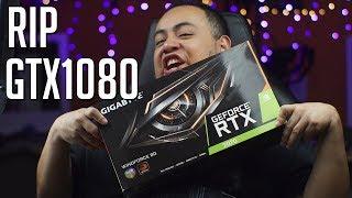 Murió la GTX 1080,  Revisión de la RTX 2070 Windforce de Gigabyte