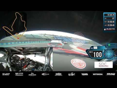 HUNGARORING - ALIYYAH KOLOC GT RACE!