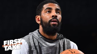 Kyrie Irving invokes Dr. King while defending himself against recent criticism | First Take
