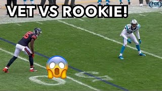 Brandon Marshall vs Josh Norman ROOKIE VS VET! (2012) WR vs CB