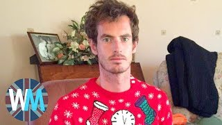 Top 10 Times Andy Murray Was Actually Hilarious
